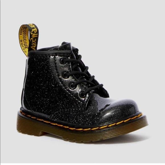 Infant Girls Size 5 Doc Martens Boots
